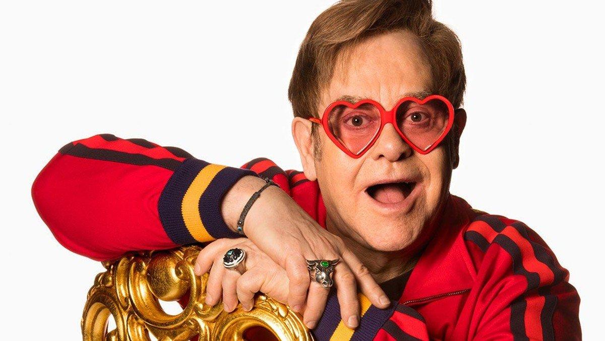 Himmelsang - med sange af Elton John