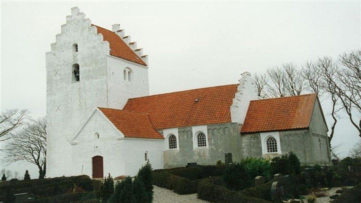 Alle Helgens Dag gudstjeneste i Hammelev Kirke