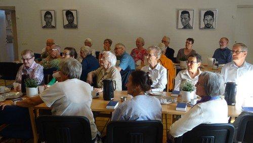 Onsdagsåbent - Det nye sognehus og kirkens visioner