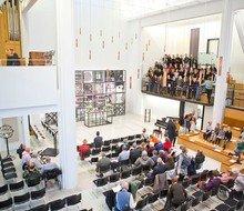 Gudstjeneste med Den danske HIV-menighed