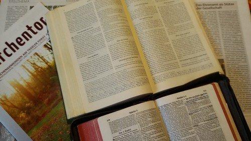 Bibel-Kreis in Matthias Claudius
