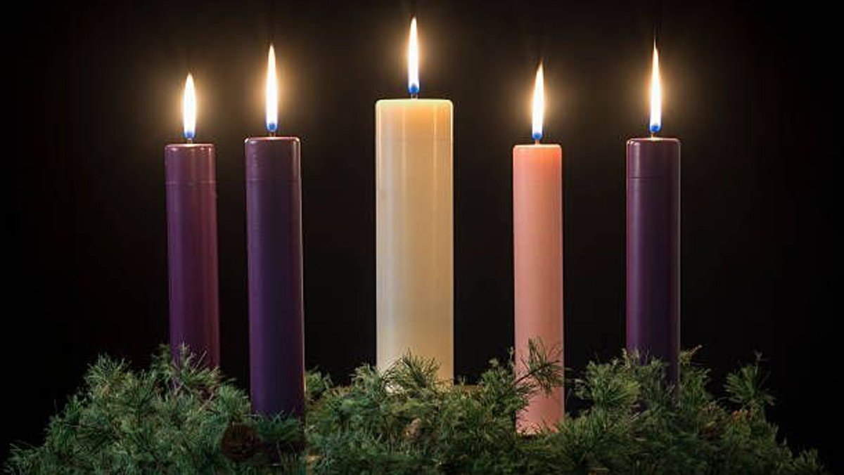Advent Carol Service -  live on Facebook and Zoom