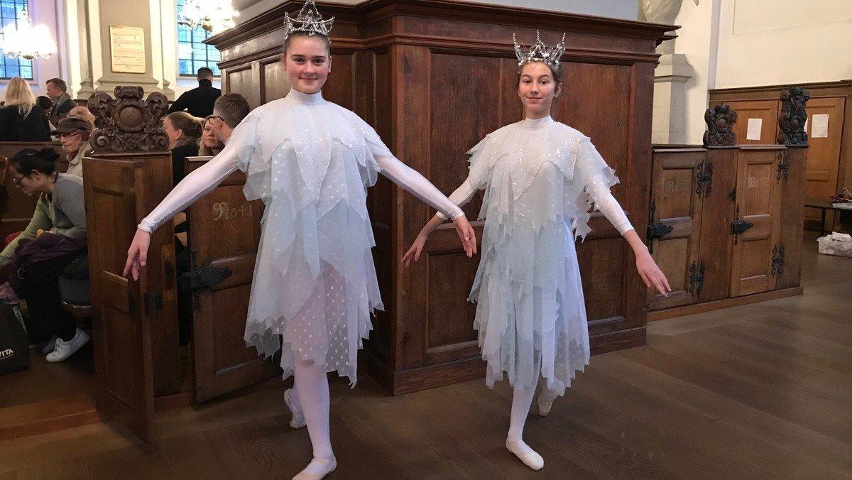 Balletgudstjeneste v/ Susanne Møller Olsen