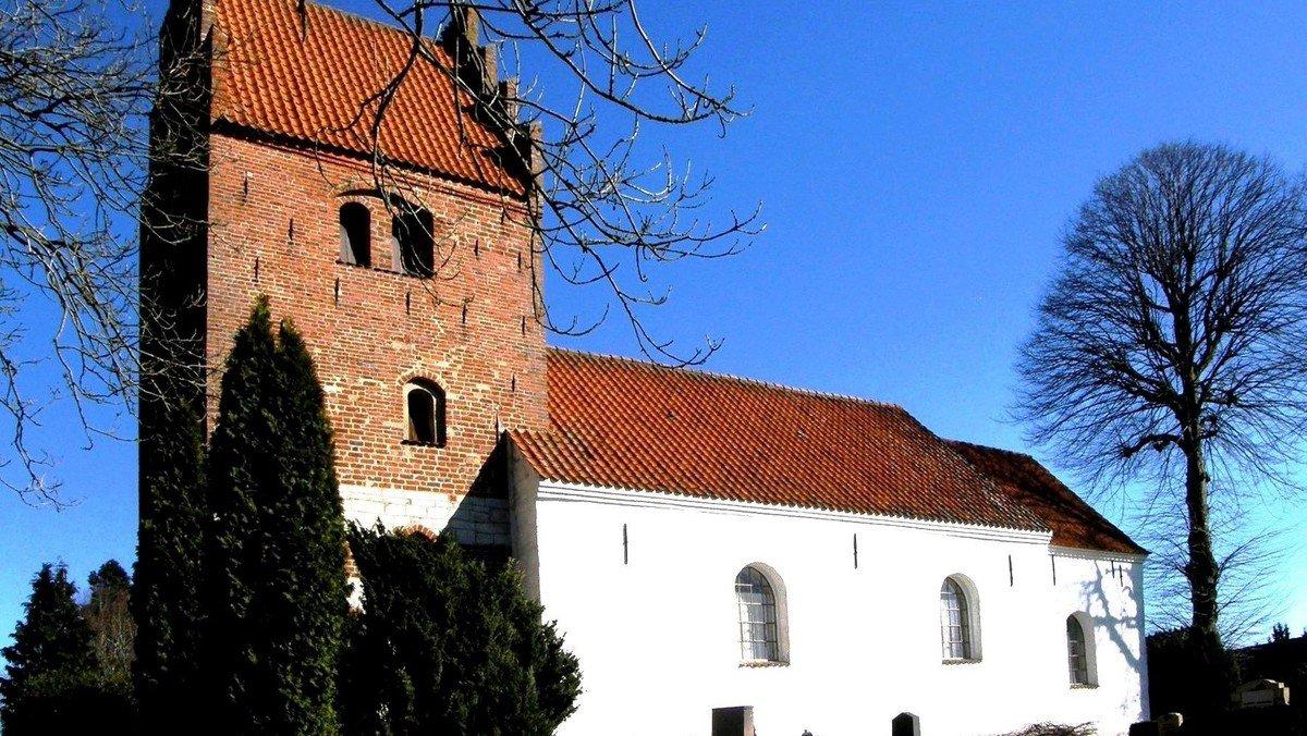 Fromesse, Ørsted Kirke