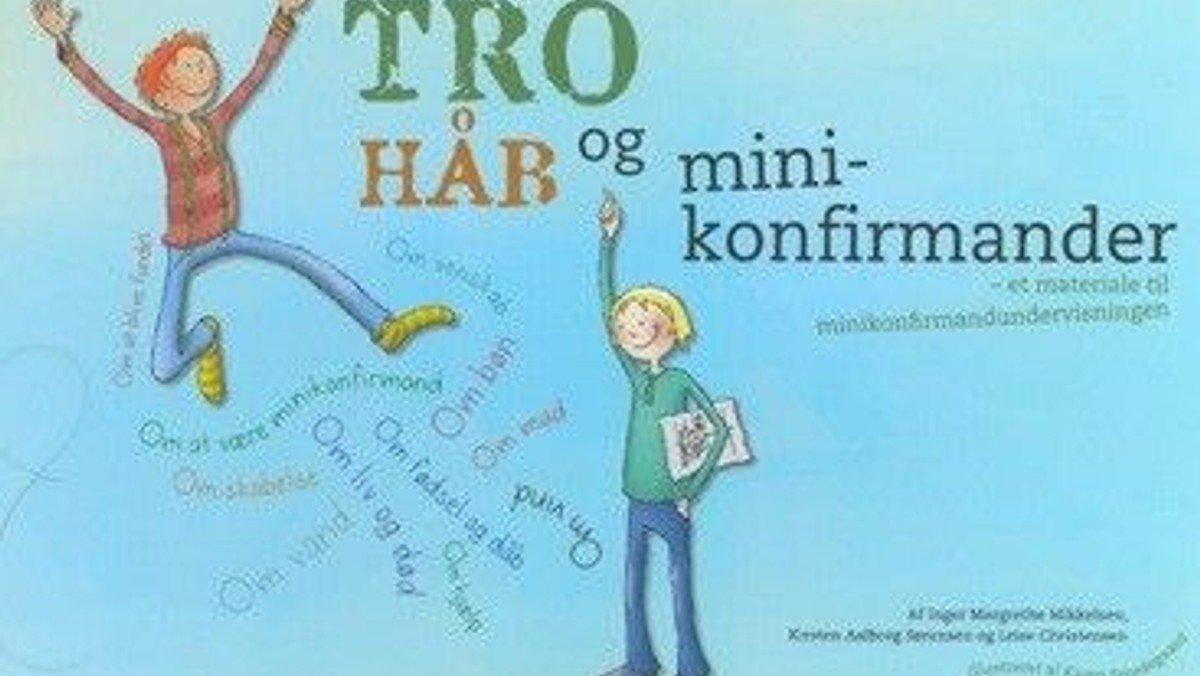 Minikonfirmandundervisning: Udflugt til Roskilde Domkirke