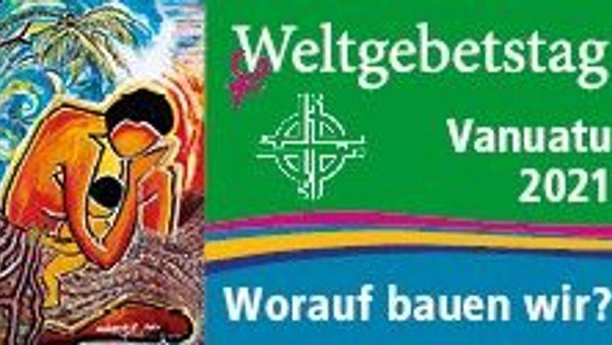Regionaltag zum Weltgebetstag (Vorbereitung und Informationen zum Weltgebetstag am 05.03.2021)