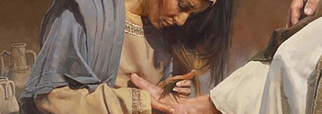 Gudstjeneste, 11. s. e. trin., Luk. 7,36-50