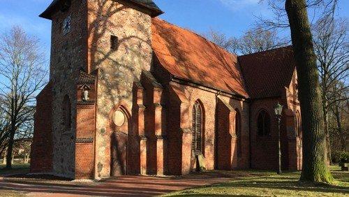 Geöffnete Kirche