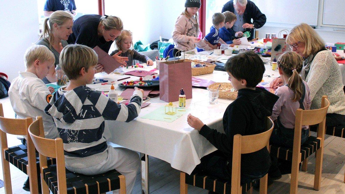 AFLYST - Børn i sognegården