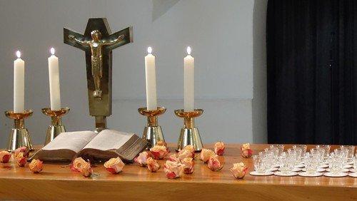 11. Sonntag nach Trinitatis Abendmahlsgottesdienst