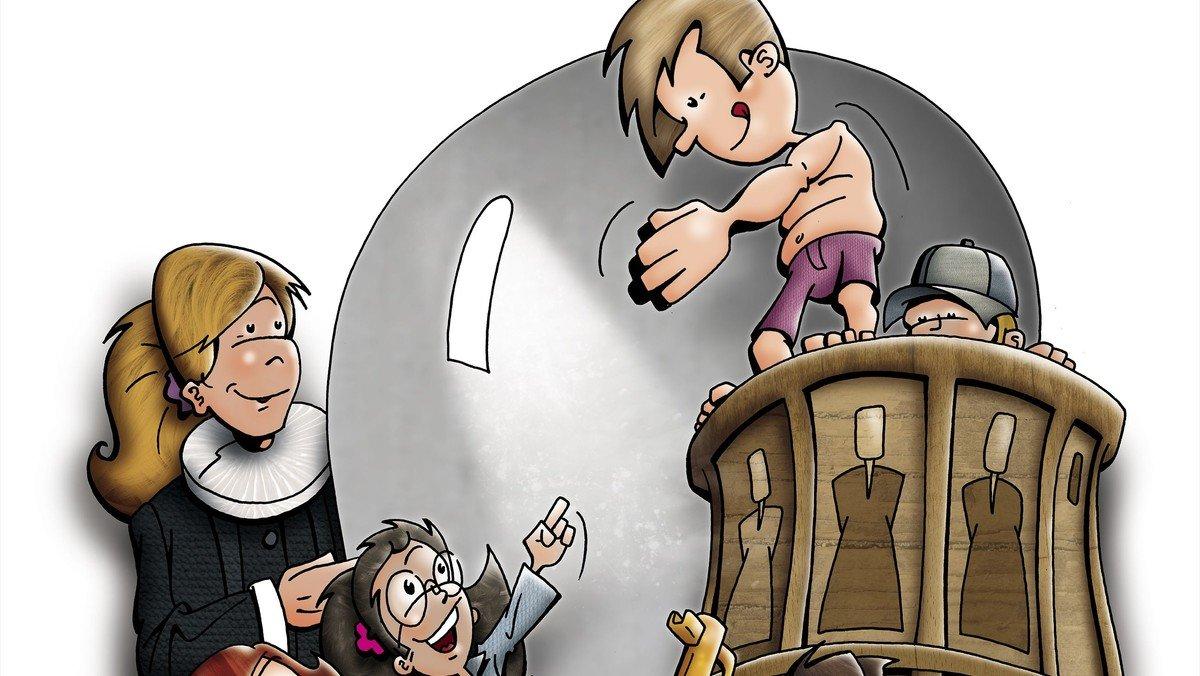 Minikonfirmander i Margrethekirken for børn i 3. klasse