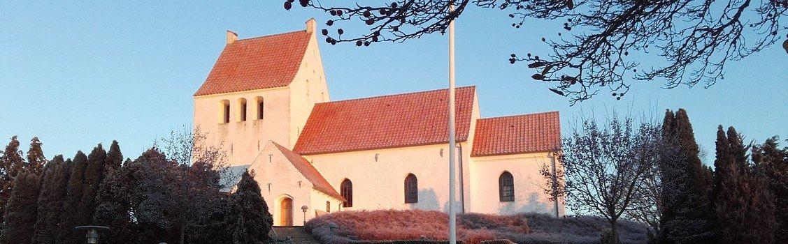 ONLINE fyraftenssang fra Sdr. Asmindrup Kirke