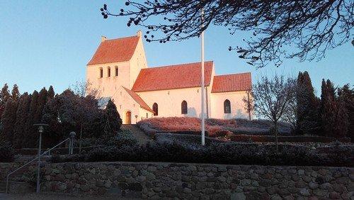 ONLINE fyraftenssang i Sdr. Asmindrup Kirke