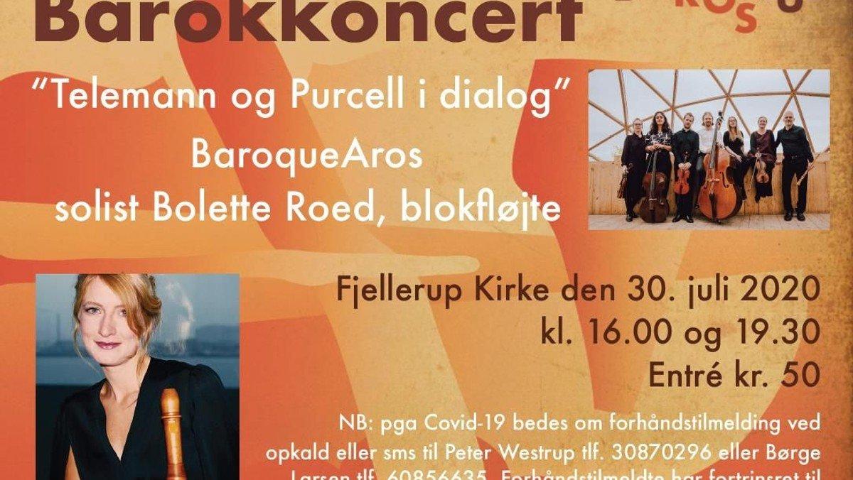 Sommerkoncert i Fjellerup Kirke