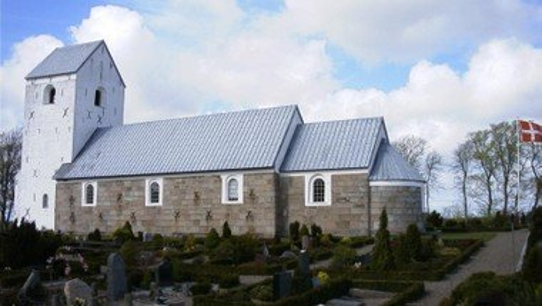 Nytårsgudstjeneste i Haverslev Kirke