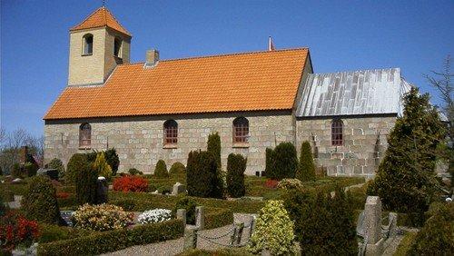 Ingen gudstjeneste i Haverslev - Skræm - Bejstrup Kirker - se gudstjenester i egnens andre kirker