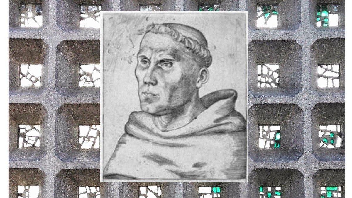 ENTFÄLLT!    Befreit! Vier Wochen mit Martin Luther