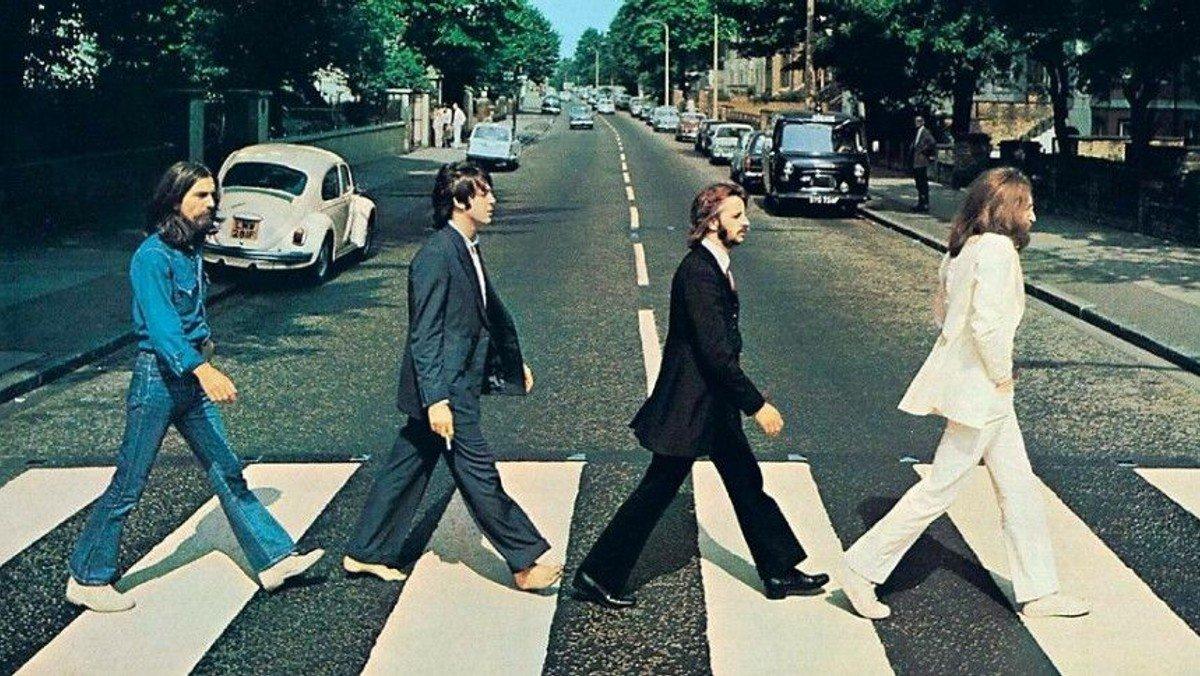 Tirsdagstræf om Beatles