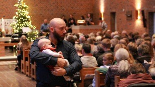 Kl. 11 Julegudstjeneste, børn og familier