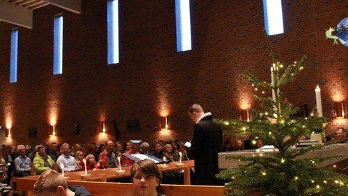 Kl. 13 Julegudstjeneste, unge i alle aldre