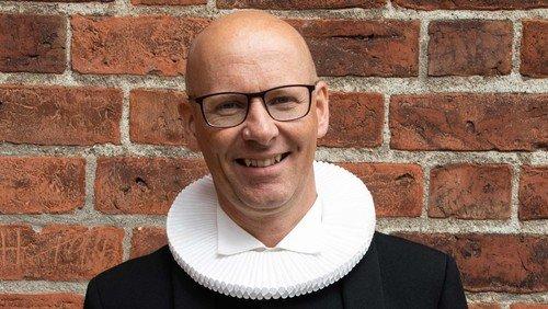 Højmesse kl. 10.00 v/Morten Pedersen