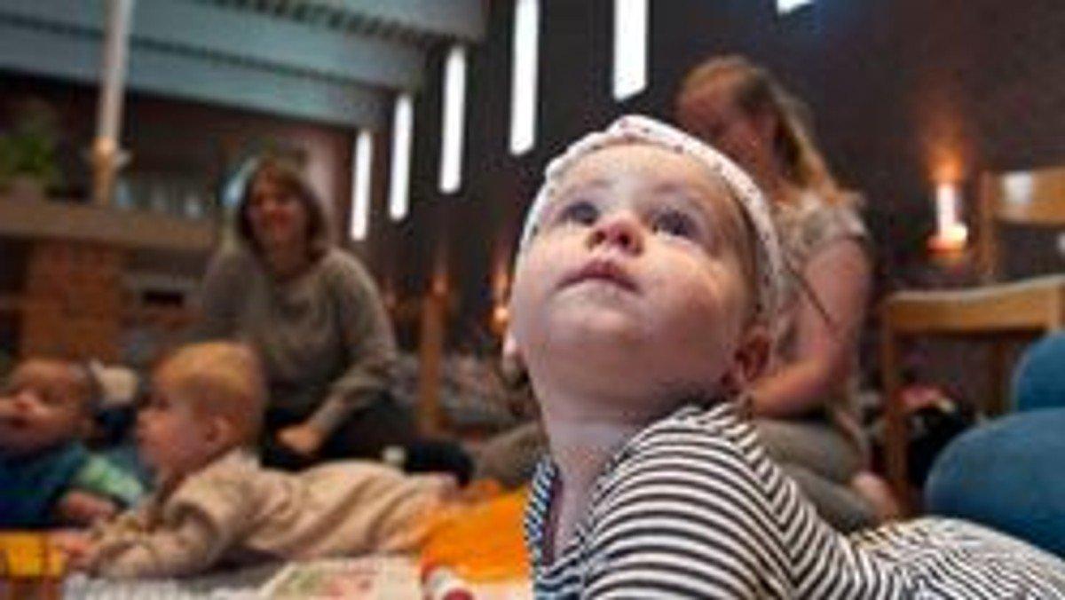 AFLYST: Babysalmesang, start