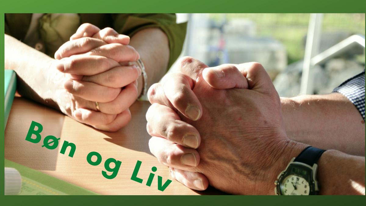 Bøn og liv - undervisningsaften
