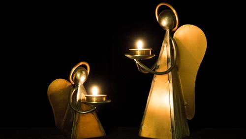 Juleaften i Struer kirke ved Peter Krabbe-Larsen