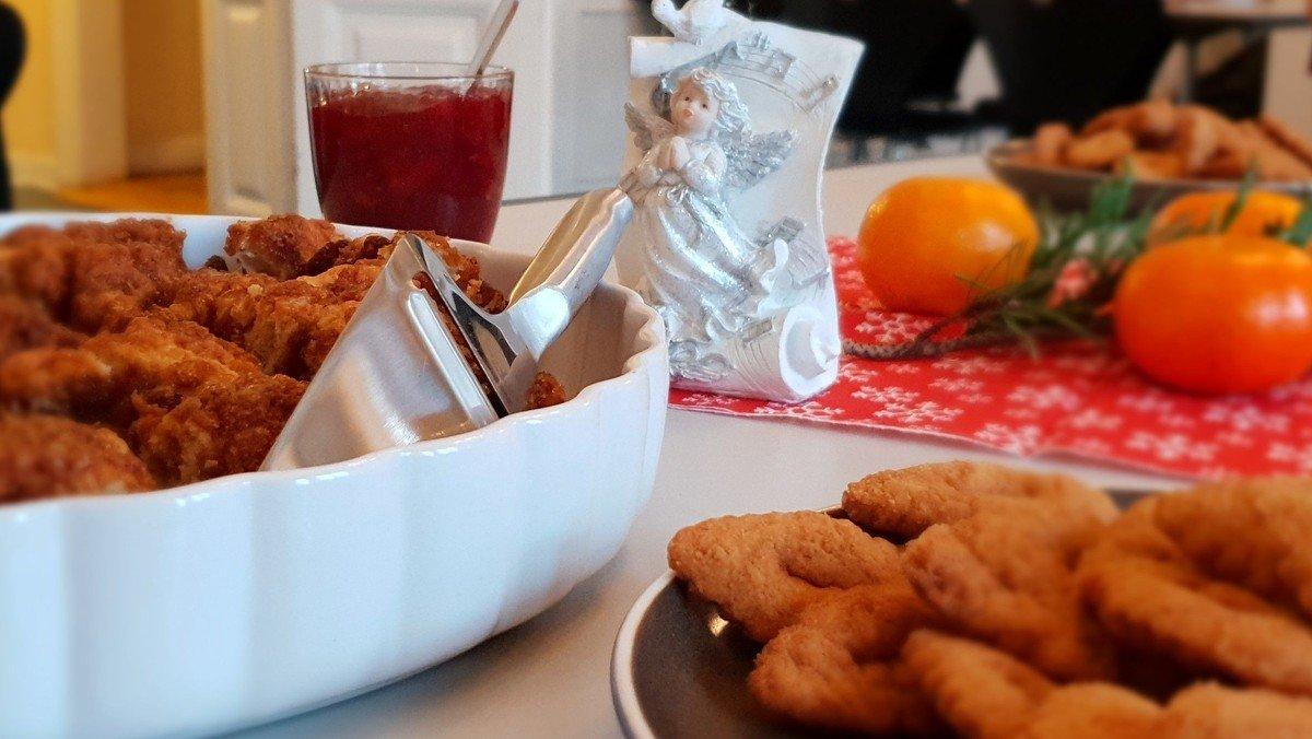 Gløgg og julehygge i Menighedsplejen