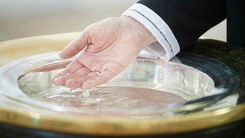 Gudstjeneste med Dåbsjubilæum