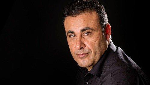 """Naser Khader: """"Sådan blev vi kristne"""""""