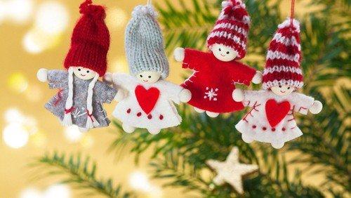 Weihnachten für kleine Leute