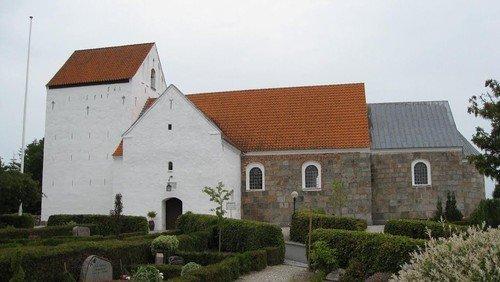 Gudstjeneste Nørager Kirke - 17. s.e. trinitatis