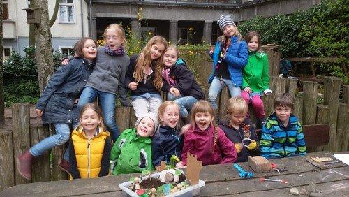 Kindergruppe 4. - 6. Klasse