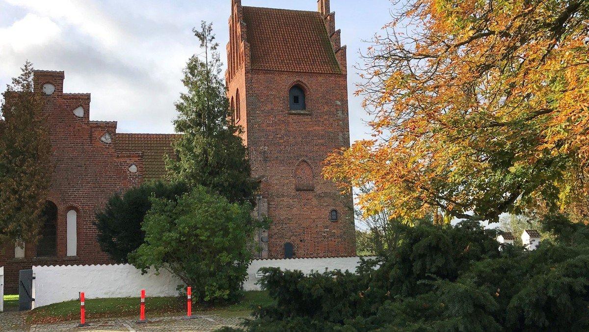 Allehelgensgudstjeneste i Karlebo Kirke