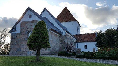 Gudstjeneste i Ullits Kirke
