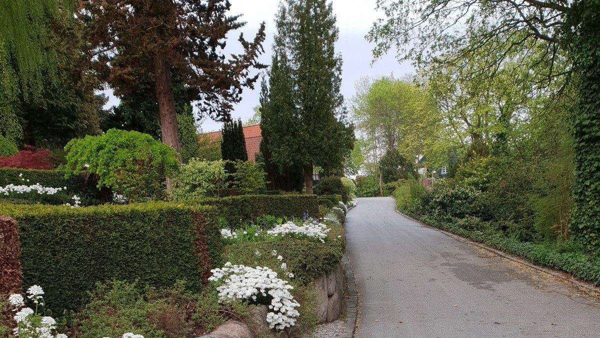 Kirkegårdsvandring på Humlebæk Kirkegård