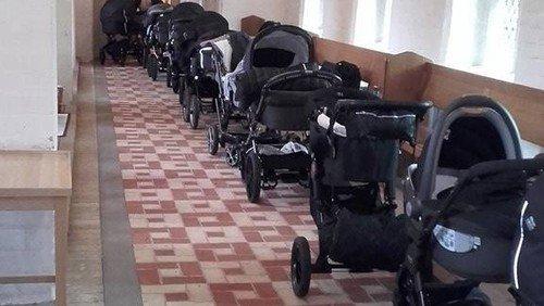 Babysalmesang i Klosterkirken
