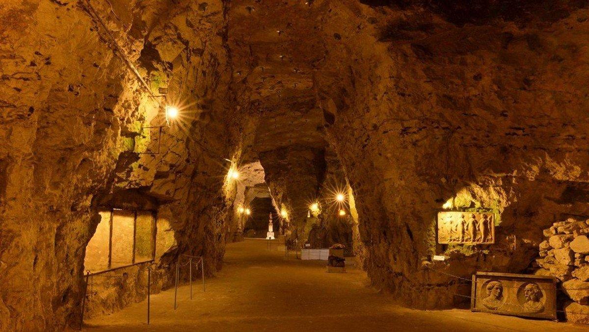 Udflugt til Thingbæk Kalkminer