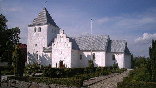 Gudstjeneste Estruplund Kirke - 16. s.e. trinitatis
