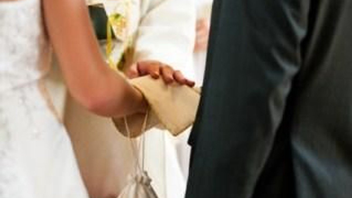 wedding blessing - Zoe and Luke