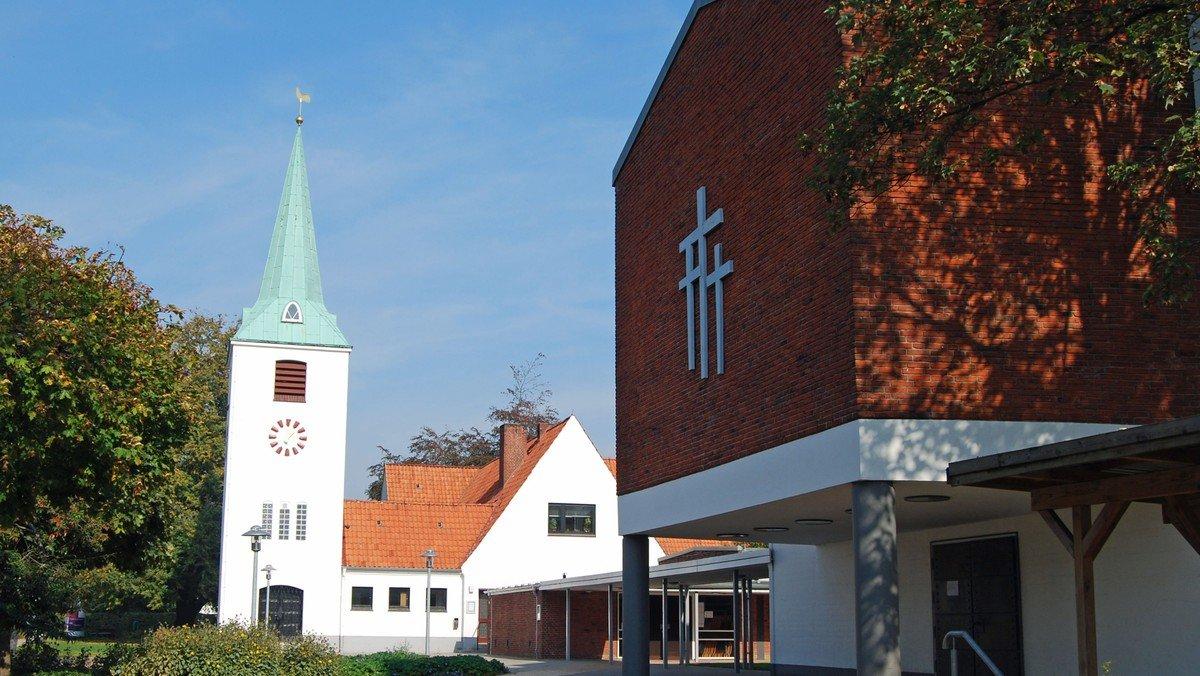 Abendmahlsgottesdienst  in der Paulskirche gemeinsam mit der Stephanskirche und Taufe