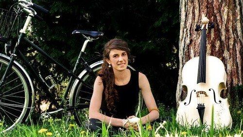 Caféeftermiddag - Ida Riegels 1000 km med cello  på ryggen