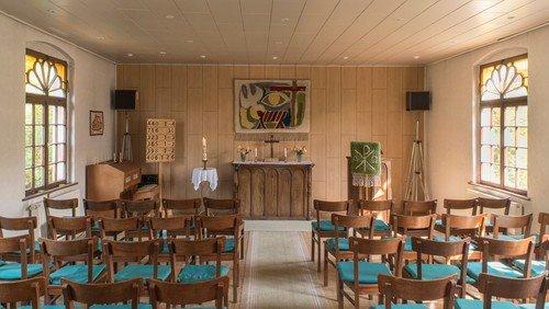 Gottesdienst mit Erntedank