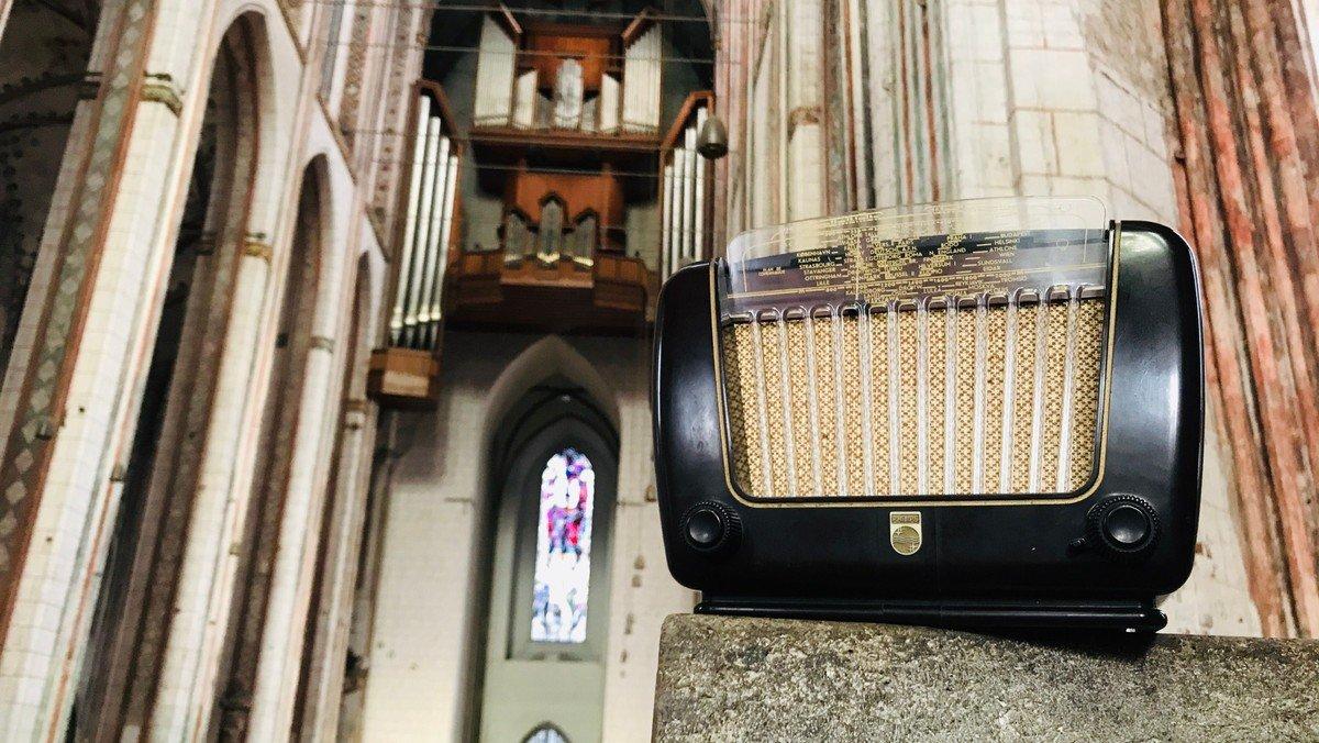 Gottesdienst aus der Lübecker Innenstadt mit Marienpastor Robert Pfeifer im Radio auf Lübeck FM 98,8