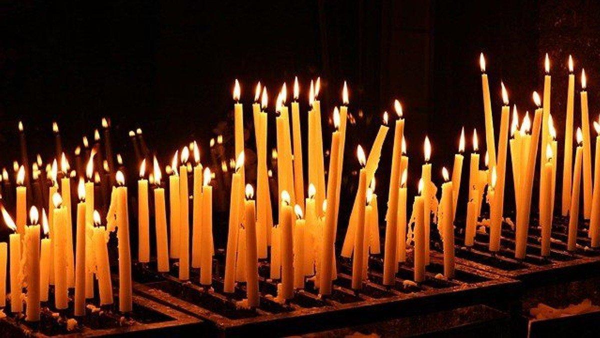 Alle Helgens Dag -  i Ledøje Kirke