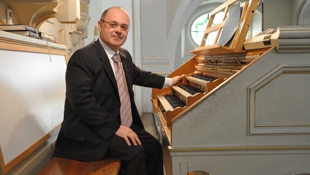 Sommerkoncert med Giorgio Parolini, Italien