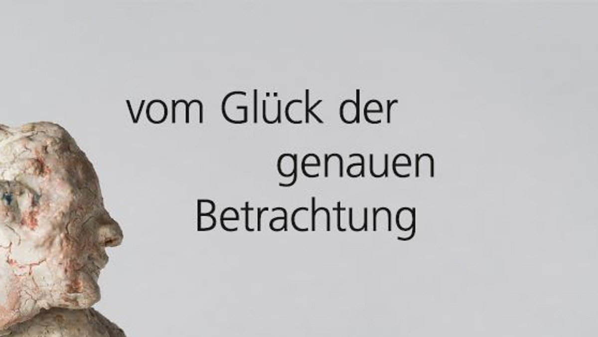 """Ausstellungseröffnung in der St.-Thomas-Kirche """"vom Glück der genauen Betrachtung"""""""