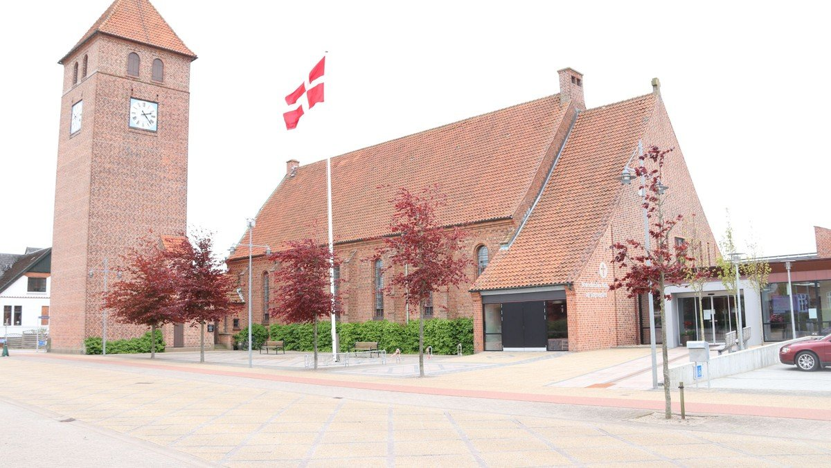 Gudstjeneste i Brønderslev kirke
