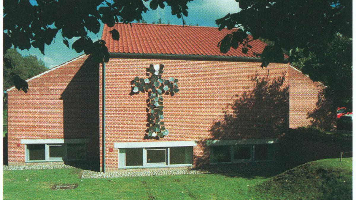 Gudstjeneste i Hammer sognegård